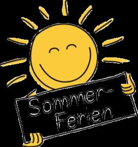 Sommerferien @ Sommerferien vom 15.07.-27.08.2019