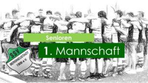 Testspiel 1. Mannschaft