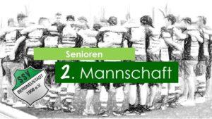 Testspiel 2. Mannschaft