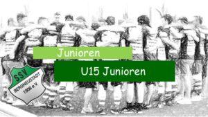 Testspiel U15 @ Marc Valbert