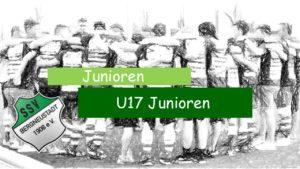 U17 Testspiel @ Stentenberg